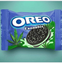 Memes, Cannabis, and 🤖: OREO  Cannabis Would you try these? @cannasocietys420