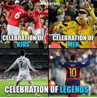 True🔥🔥🔥 Follow @instatroll.soccer: Ores  Po  Evonik  CELEBRATION OF CELEBRATION OF  KIDS  MEN  RONALDO  MESSI  unicef  CELEBRATION OF  LEGENDS True🔥🔥🔥 Follow @instatroll.soccer