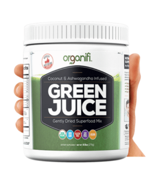 Juice, Lol, and Tumblr: organifi  ts  Coconut & Ashwagandha Infused  GREEN  JUICE  Gently Dried Superfood Mix lol-coaster:Organifi Green Juice