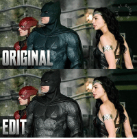 Original or edit??? Tbh I can't stand the blue tint they added on Batman's suit. It just bothers the hell out of me. If anything make the cowl and gauntlets and cape blue but leave the body suit grey! 🔥🔥🔥👏👏👏👏👏 What do you think??????????Let me know down below! Feel free to comment and share just give credit! . . . . . . . . . . . . . . . . . . . . . justiceleague justiceleaguetrailer batman superman flash cyborg aquaman benaffleck ezramiller jasonmomoa galgadot rayfisher bvs batmanvsuperman zacksnyder suicidesquad wonderwoman jimgordon jksimmons darkseid dc dceu dccomics dcuniverse christopherreeve brucetimm injustice2 injusticegodsamongus new52: ORIGINAL Original or edit??? Tbh I can't stand the blue tint they added on Batman's suit. It just bothers the hell out of me. If anything make the cowl and gauntlets and cape blue but leave the body suit grey! 🔥🔥🔥👏👏👏👏👏 What do you think??????????Let me know down below! Feel free to comment and share just give credit! . . . . . . . . . . . . . . . . . . . . . justiceleague justiceleaguetrailer batman superman flash cyborg aquaman benaffleck ezramiller jasonmomoa galgadot rayfisher bvs batmanvsuperman zacksnyder suicidesquad wonderwoman jimgordon jksimmons darkseid dc dceu dccomics dcuniverse christopherreeve brucetimm injustice2 injusticegodsamongus new52