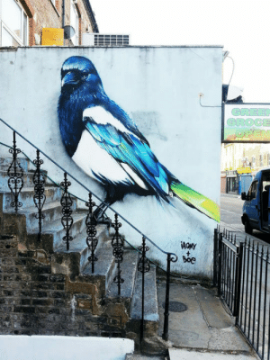 Tumblr, Blog, and Http: OROCE srsfunny:Magnificent Street Art In London