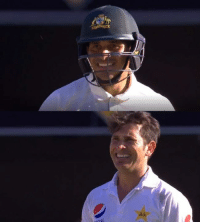 Memes, 🤖, and Peter: OS AUS vs PAK, 1st Test, Day 3: Aus - 429, 172/3 (35) | Usman Khawaja - 67 (104) , Peter Handscomb - 17* (14) | Aus lead by 459 runs