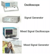 Fucking, Hoes, and Memes: Oscilloscope  Signal Generator  Mixed Signal Oscilloscope  Mixed Signal Generator  stosc Say it with me now.... SO FUCKING SICK OF THESE HOES. 😂😂😂