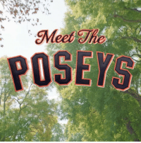 "Memes, Toyota, and 🤖: OSEYS Swinging the ax is unofficial offseason training. Get a sneak peek at the new Toyota TV commercials with Kristen and me. ""Meet the Poseys"" Thanks @ToyotaFanZone. SFGiants"