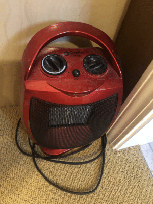 Happy, Space, and Space Heater: OSomfort  OSC This happy space heater