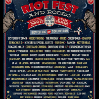 SystemOfADown will be headlining @riotfest in Denver, Colorado this August. Tickets on sale now at systemofadown.com.: OT  FEST  END ROD  AUGUS  DENVER,  COLORADO  NATIONAL WESTERN  COMPLEX  2015  RIOTFEST.ORG OR TICKETFLY.COM  SYSTEM OFADOWN MODEST MOUSE THE PRODIGY PIXIES SNOOP DOGG IGGY POP  TENACIOUS D ICE CUBE&SPECIAL GUESTS RUN DMC RANCID MOTORHEAD.  FLOGGING MOLLY COHEED ANDCAMBRIA DRIVELIKE JEHU L7 EXPLOSIONSIN THESKY  KONGOS CYPRESS HILL ALKALINE TRIO THRICE COLD WAR KIDS THE AIRBORNE TOXICEVENT  ANTHRAX IRATION BOOTSY COLLINS' RUBBER BAND YELAWOLF BABES IN TOYLAND  DEATH GRIPS THE DAMNED EAGLESOF DEATH METAL THEMIGHTY MIGHTY BOSSTONES GZA  OK GO DE LA SOUL TESTAMENT DESAPARECIDOS THE DEAD MILKMEN NADA SURF  THE LAWRENCE ARMS REVEREND HORTON HEAT ANDREW W.K. GWAR THE BLACK LIPS  THE GET UP KIDS AMERICAN NIGHTMARE BAYSIDE SWERVEDRIVER MILLENCOLIN  THE VANDALS LESS THAN JAKE THE JOY FORMIDABLE DOOMTREE CLOUD CULT 7 SECONDS.  OFF! BENJAMIN BOOKER JOYCEMANOR 88 FINGERSLOUIE THEWHITE BUFFALO POSTMALONEWITHFKI  JAZZ CARTIER TEENAGE BOTTLEROCKET THE BUNNY GANG SPEEDY ORTIZ PUP BEACH SLANG  CHEF SPECIAL THE HOTELIER PRAYERS FIT FOR RIVALS DIRECT HIT! THE MOTH & THE FLAME ELWAY  MAIN ATTRAKIONZ CAYETANA BROADWAY CALLS WHITE MYSTERY SKATING POLLY  SOUVENIRS NORTHERN FACES DREAMERS PEARS MEAT WAVE ROZWELL KID SLEEP ON IT  INPUT&BROKEN FAULKNER GATEWAY DRUGS DAYE JACK INDIAN SCHOOL SystemOfADown will be headlining @riotfest in Denver, Colorado this August. Tickets on sale now at systemofadown.com.