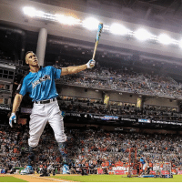 Anaconda, Memes, and Run: OTAL  HR TOTAL 4CBSSports .comThe Official Site of Major Leag This very real and 100% untouched photo of Aaron Judge from the Home Run Derby is amazing.
