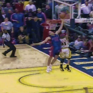 OTD (2004) Tayshaun Prince had one of the greatest blocks in NBA Playoffs history!   https://t.co/1CeMT7p6de: OTD (2004) Tayshaun Prince had one of the greatest blocks in NBA Playoffs history!   https://t.co/1CeMT7p6de