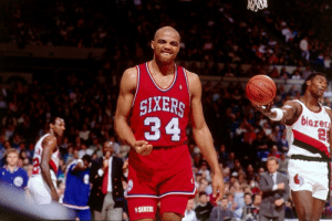 OTD (86) A 2nd-year Charles Barkley put up 26 PTS, 22 REB, 9 AST, 4 STL vs the Washington Bullets!    His best GMS from the 86 Playoffs 37 PTS, 14 REB, 9 AST 31 PTS, 20 REB, 6 STL 27 PTS, 20 REB, 6 AST 26 PTS, 22 REB, 9 AST 23 PTS, 21 REB 19 PTS, 15 REB, 12 AST https://t.co/bspi2JV61H: OTD (86) A 2nd-year Charles Barkley put up 26 PTS, 22 REB, 9 AST, 4 STL vs the Washington Bullets!    His best GMS from the 86 Playoffs 37 PTS, 14 REB, 9 AST 31 PTS, 20 REB, 6 STL 27 PTS, 20 REB, 6 AST 26 PTS, 22 REB, 9 AST 23 PTS, 21 REB 19 PTS, 15 REB, 12 AST https://t.co/bspi2JV61H