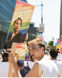 Love, Target, and Tumblr: OTE FOR  OTA POR  LEXANDRIA  ASIO  CORT  25  ANDRIA femestella:Love Or Hate Alexandria Ocasio-Cortez, At Least She Gives A Fuck
