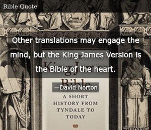 David Norton-The King James Bible: A Short History from