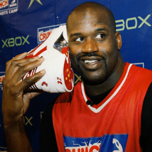 cnn.com, Shaq, and Shoes: OTS CAM  XBOX Shaq heard about a 13-year-old player who wears size 18s and struggles to find/afford shoes.  He bought him 10 pairs 🙏 (via CNN)