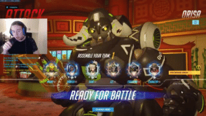 Muma talking about how Rawkus ass gets bigger every time they win.: OTT  RISA  ASSEMBLE YOUR TEAM  READY FOR BATTLE Muma talking about how Rawkus ass gets bigger every time they win.