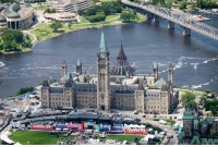 Ottawa, you look beautiful today. Happy Canada Day, hotties.  Don't let the rain stop you from enjoying this amazing day!: Ottawa, you look beautiful today. Happy Canada Day, hotties.  Don't let the rain stop you from enjoying this amazing day!