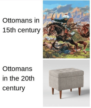 Ottomans, Century, and The: Ottomans in  15th century  Ottomans  in the 2Oth  century