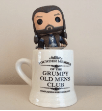 *credit tumblr* love this 😂❣ ~ watching the presidential inauguration at school right now 🤡 ~ thehobbit auj dos botfa thorin thorinoakenshield richardarmitage funkopop tumblr: OUNDER MEMBER  F OF THE  GRUMPY  OLD MENS  CLUB  COMPLAINING KEEPS ME  HAPPY *credit tumblr* love this 😂❣ ~ watching the presidential inauguration at school right now 🤡 ~ thehobbit auj dos botfa thorin thorinoakenshield richardarmitage funkopop tumblr