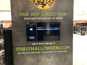 oUR 2019 COLLECTION AVAILABLE EXCLUSIVELY AT SPIRIT NG MS VIZIO S 2