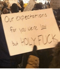 Protestors take to the streets after the Superbowl half time show (3 FEB 2019): Our expectations Protestors take to the streets after the Superbowl half time show (3 FEB 2019)