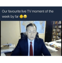 Can't even enjoy a video anymore without social justice warriors going full retard 😂😂😂😂: Our favourite live TV moment of the  week by far  IL Na Can't even enjoy a video anymore without social justice warriors going full retard 😂😂😂😂