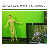 <p>Cloudy with a chance of drugged candy</p>: Our local weather man this morning  ORTLAND NEIGHBORHOOD wS INVEST <p>Cloudy with a chance of drugged candy</p>