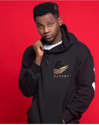 """Our MCM today is our very own Anidugbe Oluwatobiloba Daniel popularly known as Kiss Daniel. Since coming into the music scene in 2014 with his chart topping single """"Woju"""", the singer, performer and entertainer has gone on to win several awards including the prestigious 'Album of the Year' at the 2016 Headies and with 2018 already proving to be a good year, Kiss Daniel is definitely showing no signs of slowing down. Big Ups @iamkissdaniel, we can't wait to see you take over the International Scene.: Our MCM today is our very own Anidugbe Oluwatobiloba Daniel popularly known as Kiss Daniel. Since coming into the music scene in 2014 with his chart topping single """"Woju"""", the singer, performer and entertainer has gone on to win several awards including the prestigious 'Album of the Year' at the 2016 Headies and with 2018 already proving to be a good year, Kiss Daniel is definitely showing no signs of slowing down. Big Ups @iamkissdaniel, we can't wait to see you take over the International Scene."""