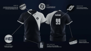 Our new Anti-Hero jersey reflects our Evil and Genius sides while allowing our players to stay true to their identities. https://t.co/kpxv3Hm99H: Our new Anti-Hero jersey reflects our Evil and Genius sides while allowing our players to stay true to their identities. https://t.co/kpxv3Hm99H