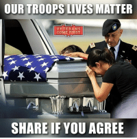 Troops lives matter! Respect and thank you for your services! We will secure our freedom by voting for Trump! veterans_us Veterans Usveterans veteransUSA SupportVeterans Politics USA America Patriots Gratitude HonorVets thankvets supportourtroops semperfi USMC USCG USAF Navy Army military godblessourmilitary soldier holdthegovernmentaccountable RememberEveryoneDeployed Usflag StarsandStripes: OUR TROOPS LIVES MATTER  VETERANS  COME FIRST  SHARE IF YOU AGREE Troops lives matter! Respect and thank you for your services! We will secure our freedom by voting for Trump! veterans_us Veterans Usveterans veteransUSA SupportVeterans Politics USA America Patriots Gratitude HonorVets thankvets supportourtroops semperfi USMC USCG USAF Navy Army military godblessourmilitary soldier holdthegovernmentaccountable RememberEveryoneDeployed Usflag StarsandStripes
