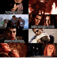 [ StefanForeverWeek] Day 7: Favorite Stefan moments ↳ 1x07, 1x22, 6x06, 5x11, 2x22, 2x01, 8x16, 2x21 (in order) ⠀ Sal•va•tore {Italian origin}: savior ⠀ These are just some of my favorite moments where Stefan helped other people or put others before his on life ❤ ⠀ Q: What's your favorite Stefan moment? ⠀ My edit give credit [ stefansalvatore tvd thevampirediaries vampirediaries tvdforever|162.6k]: Our values and our actions,  they define who we are.  [Katherine: He iust sacrificed  everything to save his brother  You were a seventeen-year-old girl  Katherine. None of this is your fault.  He wants to take my place. [ StefanForeverWeek] Day 7: Favorite Stefan moments ↳ 1x07, 1x22, 6x06, 5x11, 2x22, 2x01, 8x16, 2x21 (in order) ⠀ Sal•va•tore {Italian origin}: savior ⠀ These are just some of my favorite moments where Stefan helped other people or put others before his on life ❤ ⠀ Q: What's your favorite Stefan moment? ⠀ My edit give credit [ stefansalvatore tvd thevampirediaries vampirediaries tvdforever|162.6k]