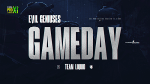 Our weekend of winning starts in one hour when we face off against @TeamLiquid in the #ESLProLeague Playoffs! We'll see you on the battlefield. 😈 #LIVEEVIL  📺 https://t.co/jSnGW7MGXz https://t.co/WKpiCauYrs: Our weekend of winning starts in one hour when we face off against @TeamLiquid in the #ESLProLeague Playoffs! We'll see you on the battlefield. 😈 #LIVEEVIL  📺 https://t.co/jSnGW7MGXz https://t.co/WKpiCauYrs