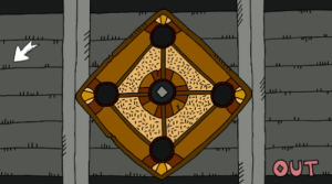 blackcrystalsrpg: Here is something I did not post about before… Puzzles!  I hope you guys don't mind puzzles because there will be a few of them in Episode 1! For this simple orb placement puzzle, it was quite fun to implement using events and conditional branches, albeit a tad repetitive both in code and art assets. PS: The gif does NOT provide the solution for this puzzle. ;) : OUT blackcrystalsrpg: Here is something I did not post about before… Puzzles!  I hope you guys don't mind puzzles because there will be a few of them in Episode 1! For this simple orb placement puzzle, it was quite fun to implement using events and conditional branches, albeit a tad repetitive both in code and art assets. PS: The gif does NOT provide the solution for this puzzle. ;)