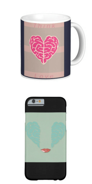 Iphone, Love, and Meme: ove meme-mage:    Think Love. Classic White Coffee Mug     Universal language barely there iPhone 6 case   http://www.zazzle.com/om_terrestrial/products