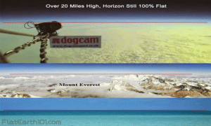 Curve debunked. Ho ho! WAKE UP! NASA claim a curve is seen at 60k feet high. These images are from 130k feet high. No curve. Planes fly at 35k feet high. Can't see a curve on a plane. Anyone that says they've seen a curve is lying. Very simple. Mountains are lower again. WAKE UP: Over 20 Miles High, Horizon Still 100% Flat  dogcam  www.dogcamsport.co.uk  Mount Everest  FlatEarth101.com Curve debunked. Ho ho! WAKE UP! NASA claim a curve is seen at 60k feet high. These images are from 130k feet high. No curve. Planes fly at 35k feet high. Can't see a curve on a plane. Anyone that says they've seen a curve is lying. Very simple. Mountains are lower again. WAKE UP