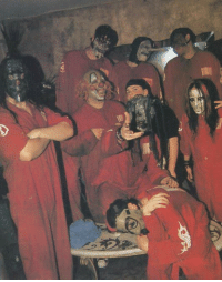 overridezone:Slipknot - The Old Days || 1999: overridezone:Slipknot - The Old Days || 1999