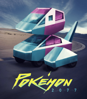 The future is now old man. [Cybertruck]: @OWKNARD  FOKEYON  2 0 7 7 The future is now old man. [Cybertruck]