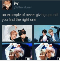 """Tumblr, Blog, and Heart: oy  @etheraljimin  an example of never giving up until  you find the right one <p><a href=""""http://iipandai.tumblr.com/post/158683587168/my-namjin-heart"""" class=""""tumblr_blog"""">iipandai</a>:</p>  <blockquote><p>my namjin heart</p></blockquote>"""