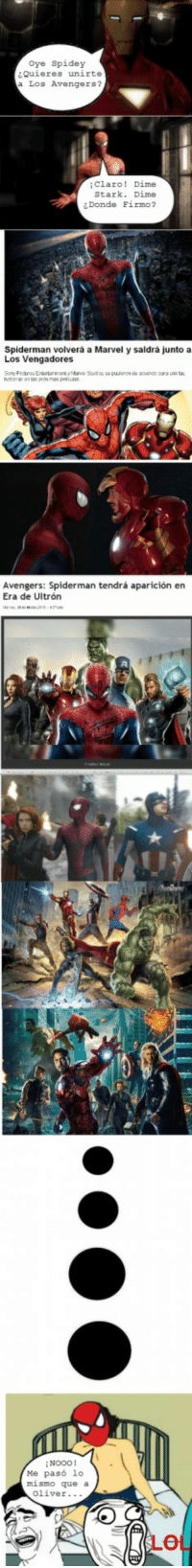 Avengers Spiderman