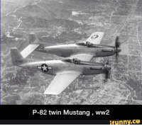 ww2: P-82 twin Mustang, ww2  ifunny.CO
