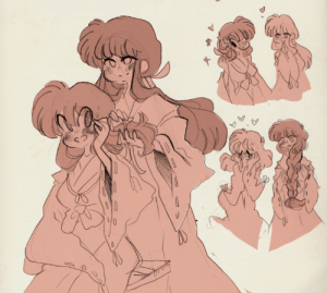p-curlyart:  Hear me out like what if Kikyo wasn't killed off as a plot point and her and Kagome got really close ((and gay)) : p-curlyart:  Hear me out like what if Kikyo wasn't killed off as a plot point and her and Kagome got really close ((and gay))