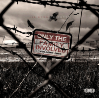 Lil Durk, Music, and Parental Advisory: P R ESEN T  D UU RK  ONLY THE  INVOLVE  PARENTAL  ADVISORY  EXPLICIT CONTENT Lil Durk is dropping new music at midnight! Are y'all looking forward to it?! 👀🔥 @lildurk https://t.co/OGo6QbshWr