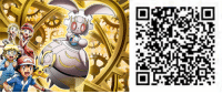 Dank, The Game, and Citi: P. The Mythical Pokémon Magearna is now available for European & Australian Pokémon Sun & Moon players. To get it, simply scan the QR code here into the QR Scanner in the game once you're Champion and it will allow for you to go to Hau'oli City's Mall to collect Magearna. This can only be scanned once per game. Have you got your Magearna? Will you use it in the upcoming Battle of Alola Battle Competition? http://www.serebii.net/index2.shtml