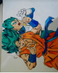 Anime Dragonball And Funny P You Guys Think He Did A Good