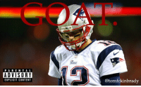 Memes, Roger, and Goat: PA REN T A L.  ADVISORY  EXPLICIT CONTENT  ra TRACKLIST: 1. ROGER THAT. 2. DEFLATE THIS. 3. 25 POINTS. 4. MVP. 5. RINGS. 6. BLITZ. 7. JOB DONE. 8. 6TH ROUND. 9. CHAMPS. 10. CLUTCH. 11. THE CATCH. 12. GOAT.