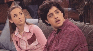 Pablo Escobar and his wife, Maria, react to the news of a close friend's death in a shootout with police. (Ca. 1990): Pablo Escobar and his wife, Maria, react to the news of a close friend's death in a shootout with police. (Ca. 1990)
