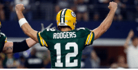 Memes, Packers, and Time: PACKERS  RODGERS  12  PY It's time.  @AaronRodgers12 is due for another MVP season: https://t.co/B3wLfjo9xZ (via @greggrosenthal) https://t.co/a2WIZuQBSr