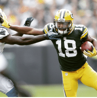 WR Randall Cobb will reportedly return to the Green Bay Packers on a 4-year, $40 million deal: PACKERS WR Randall Cobb will reportedly return to the Green Bay Packers on a 4-year, $40 million deal