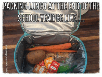 Memes, Sorry, and Kids: PACKING UNCH AT THE ENDOF THE Sorry kids. I'm kinda out of ideas for packing lunches. Enjoy!
