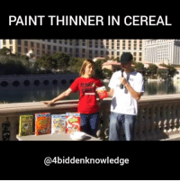 FDA Approved: PaintThinner in Children's Cereals. what we are eating grows ever more complex. Many people trust Trader Joe's as one of the smaller grocery store chains offering higher quality foods without unnecessary additives, and other harmful ingredients that can cause cancer, neurological damage, or developmental delays. But one mom recently found trisodiumphosphate, an industrial strength paint thinner in her children's Trader Joe's breakfast cereal, and she is wondering what it is doing there. (The ingredient is found in other popular cereals as well). Trisodium phosphate, otherwise known as trisodium orthophosphate, sodium phosphate, or TSP, is well known by construction workers, DIYers, and developers, but not to most parents shopping for their morning meal. It is an inorganic phosphate which can be detrimental to our health. It is often used in place of mineral spirits to remove paint! OMG GMO WTF ARE WE EATING 4biddenknowledge I have not eaten cereal in almost 20 years.: PAINT THINNER IN CEREAL  NIC  @4biddenknowledge FDA Approved: PaintThinner in Children's Cereals. what we are eating grows ever more complex. Many people trust Trader Joe's as one of the smaller grocery store chains offering higher quality foods without unnecessary additives, and other harmful ingredients that can cause cancer, neurological damage, or developmental delays. But one mom recently found trisodiumphosphate, an industrial strength paint thinner in her children's Trader Joe's breakfast cereal, and she is wondering what it is doing there. (The ingredient is found in other popular cereals as well). Trisodium phosphate, otherwise known as trisodium orthophosphate, sodium phosphate, or TSP, is well known by construction workers, DIYers, and developers, but not to most parents shopping for their morning meal. It is an inorganic phosphate which can be detrimental to our health. It is often used in place of mineral spirits to remove paint! OMG GMO WTF ARE WE EATING 4biddenknowledge I h