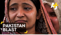 This mother had to go through a parent's worst nightmare, wait for their children's bodies to show up at the morgue.: PAKISTAN  BLAST This mother had to go through a parent's worst nightmare, wait for their children's bodies to show up at the morgue.