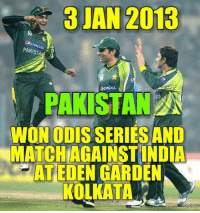 Kitties, Memes, and Pakistan: PAKISTAN  Dpepsi  PAKISTAN  WON ODIS SERIES AND  MATCHAGAINSTINDIA  a AT EDEN GARDEN  KOLKATA #kitty
