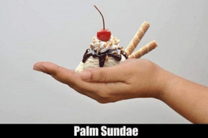 Episcopal Church , Palm, and Sundae: Palm Sundae